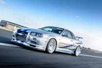 Click to view details and reviews for Nissan Skyline Thrill.