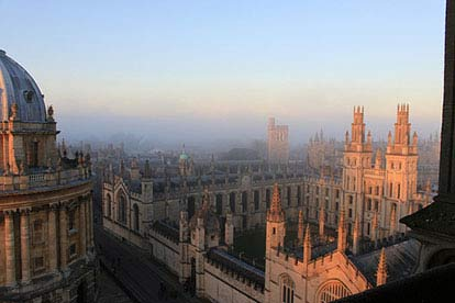 Oxford City & University Walking Tours for Four