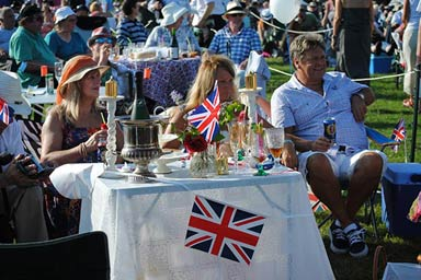 Deluxe Picnic at the Proms for Two Thumb