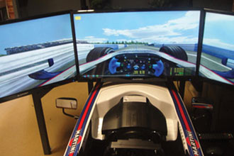 Premium Formula 1 Simulator for 2