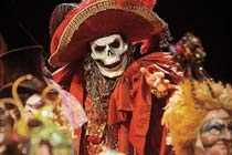 Top Price Tickets to Phantom of the Opera and a Meal for Two Thumb