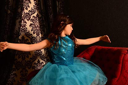 Princess Makeover and Photo Shoot