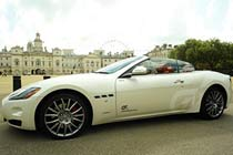 Click to view details and reviews for 90 Minute London Maserati Drive.