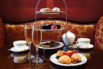 The Royal Park London Baron du Marc Champagne Afternoon Tea for Two