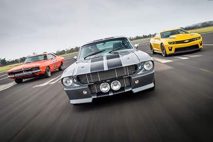 Superstar Movie Cars