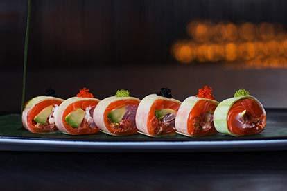 Sushi and Sake Masterclass