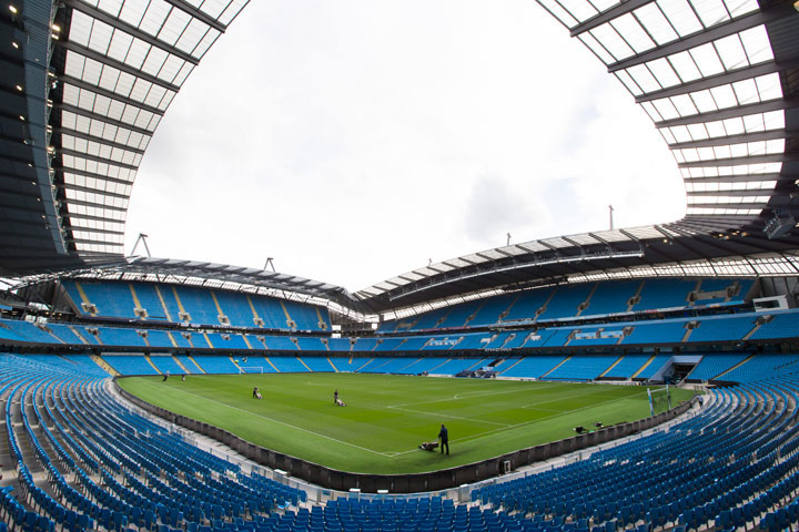 Tour of Manchester City Stadium for Two