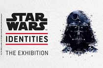 STAR WARS Identities Exhibition and Meal for Two at Chiquito - Peak