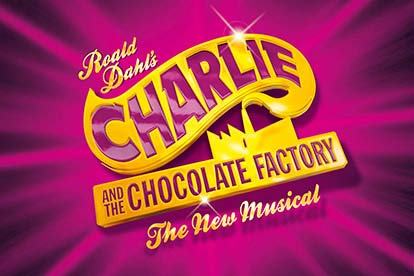 Tickets to Charlie and the Chocolate Factory and a Meal for Two