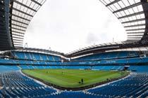 Child Tour of Manchester City Stadium