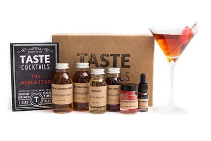 3 Month TASTE Cocktail Subscription