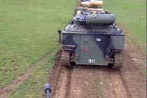 Tank Driving Taster and Museum Passes Thumb