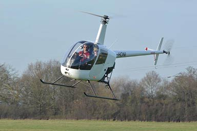 Robinson R22 30 Minute Flying Lesson