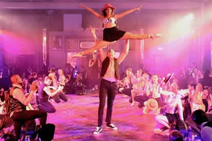 Tickets To The London Cabaret For Two