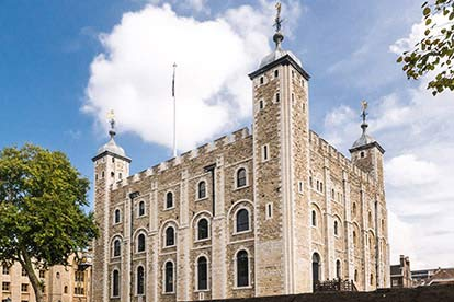 Entrance to the Tower of London for One Child