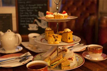 Bannatyne Time Out for Tea Spa Day for Two