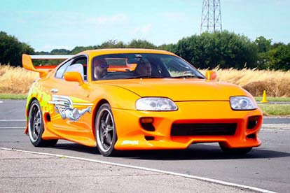Toyota Supra Thrill