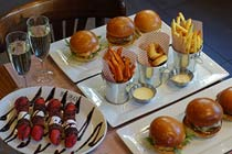 Unique Afternoon Tea for Two at BRGR.CO