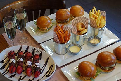 Unique Afternoon Tea For Two At Brgrco
