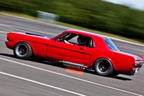 Click to view details and reviews for Ford Mustang Thrill.
