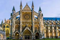 Click to view details and reviews for Entrance To Westminster Abbey And A Meal For Two.