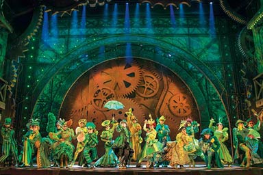 Top Price Tickets to Wicked and a Meal for Two Thumb