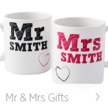 Mr & Mrs Gifts